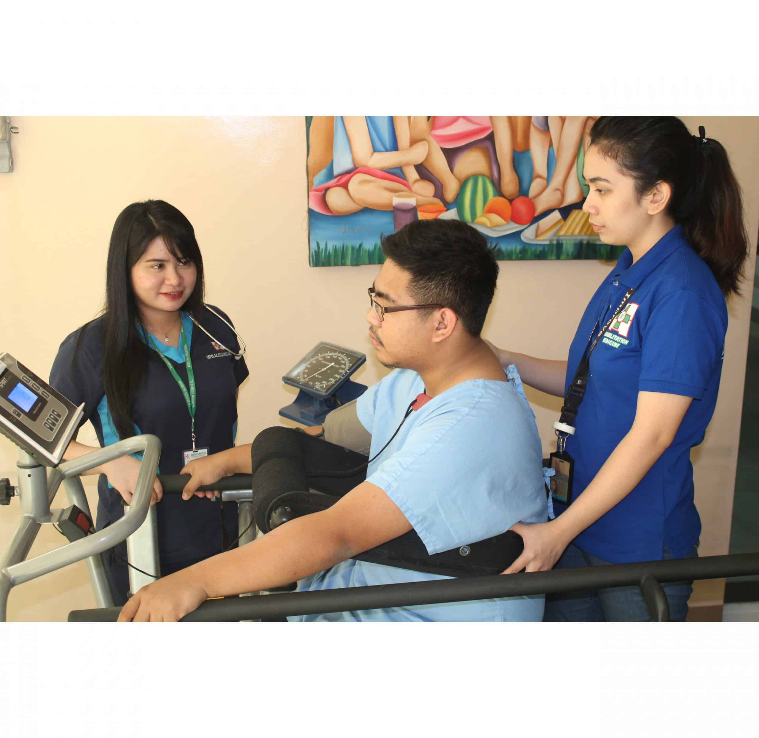 Physical Therapy & Rehabilitation Center